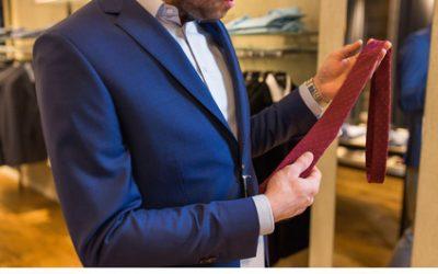 Regeln für Businesskleidung beim Mann
