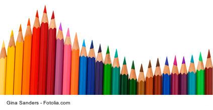 Mit Farben wirken – was Farben über uns verraten