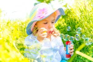 child summer