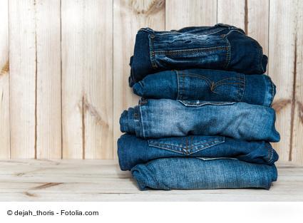 Die perfekte Jeansform für jede Figur