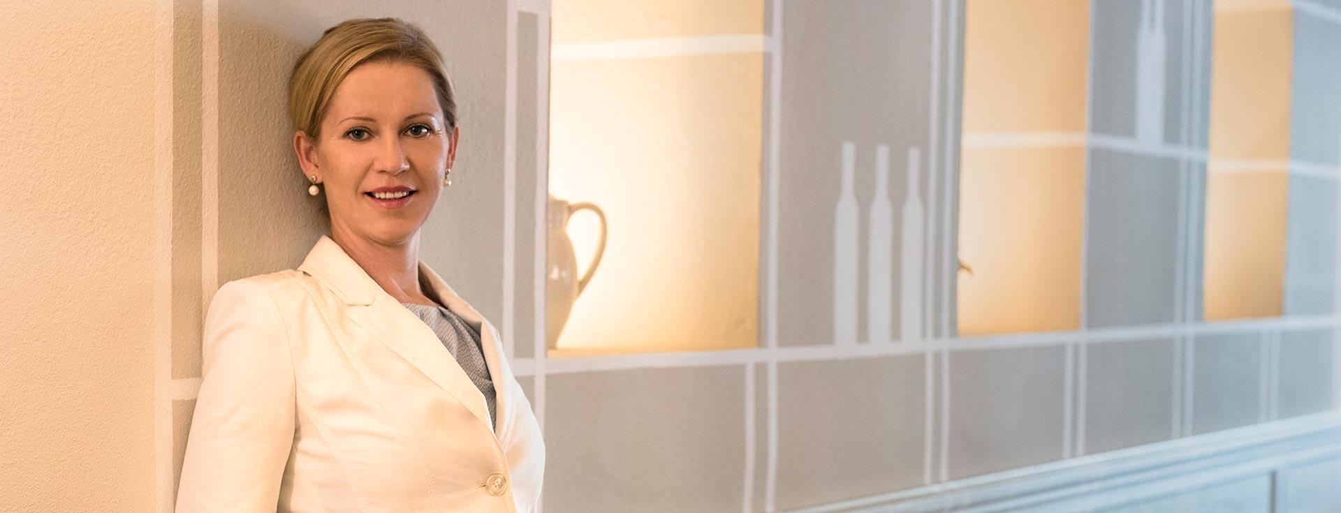 Gekonnt wirken - Janine Katharina Pötsch Knigge Trainerin München
