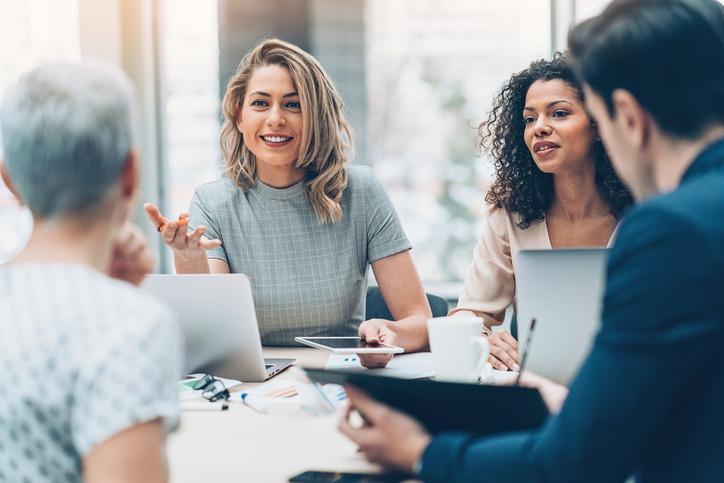 Warum ein Lächeln über ein Geschäft entscheiden kann