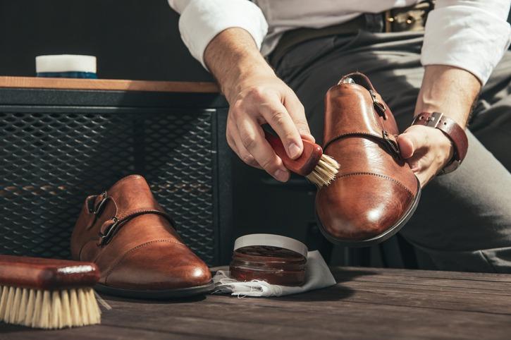 Schuhe aus Leder sind immer in Mode